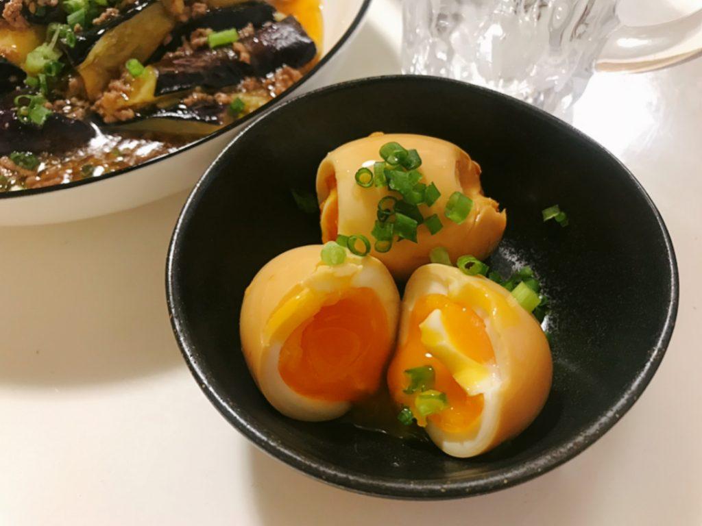ダイソー味付け卵